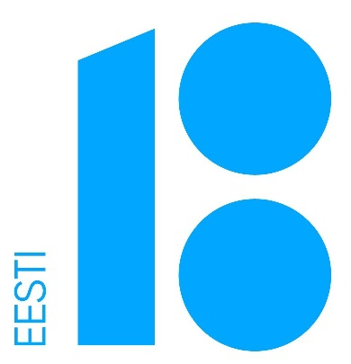 Eesti100 - JUBILEE – ESTONIAN REPUBLIC 100